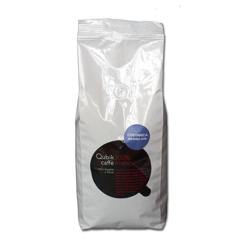 Qubik caffé Costa Rica zrnková káva 1000 g