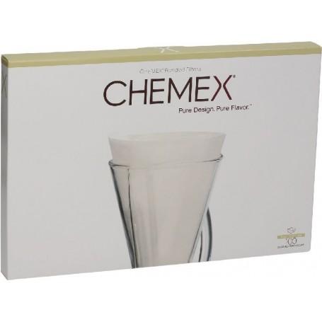 Chemex filtre na 1 až 3 šálky 100ks