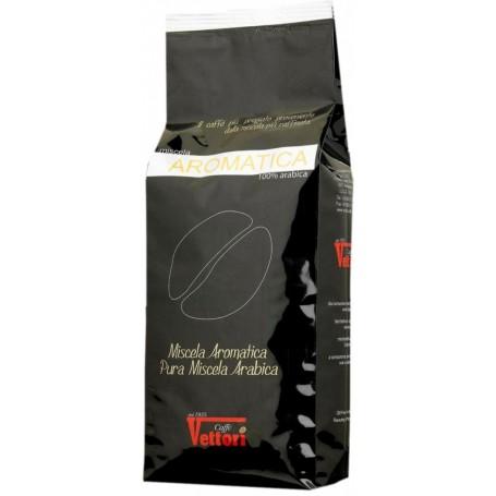 Vettori Aromatica 100% Arabica zrnková 1 kg