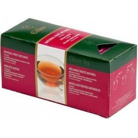EILLES Ovocný čaj Natural fruit mélange 25 x 1,7 g