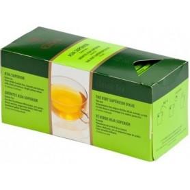 EILLES Zelený čaj Asia Superior 25 x 1,7 g