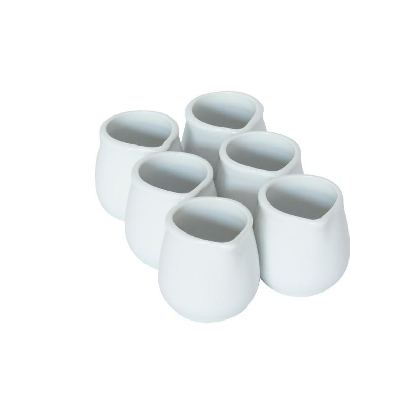 Porcelánová nádoba na mliečko 0,05 l