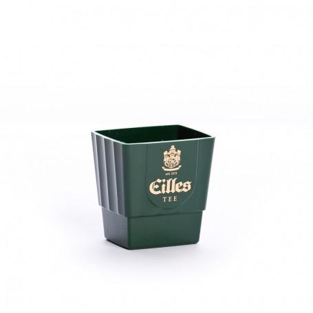 Eiiles odkladač  na použitý čaj plastový