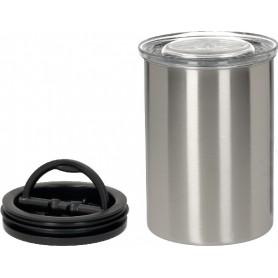 Airscape vákuovacia nádoba na kávu čaj 1800 ml strieborná