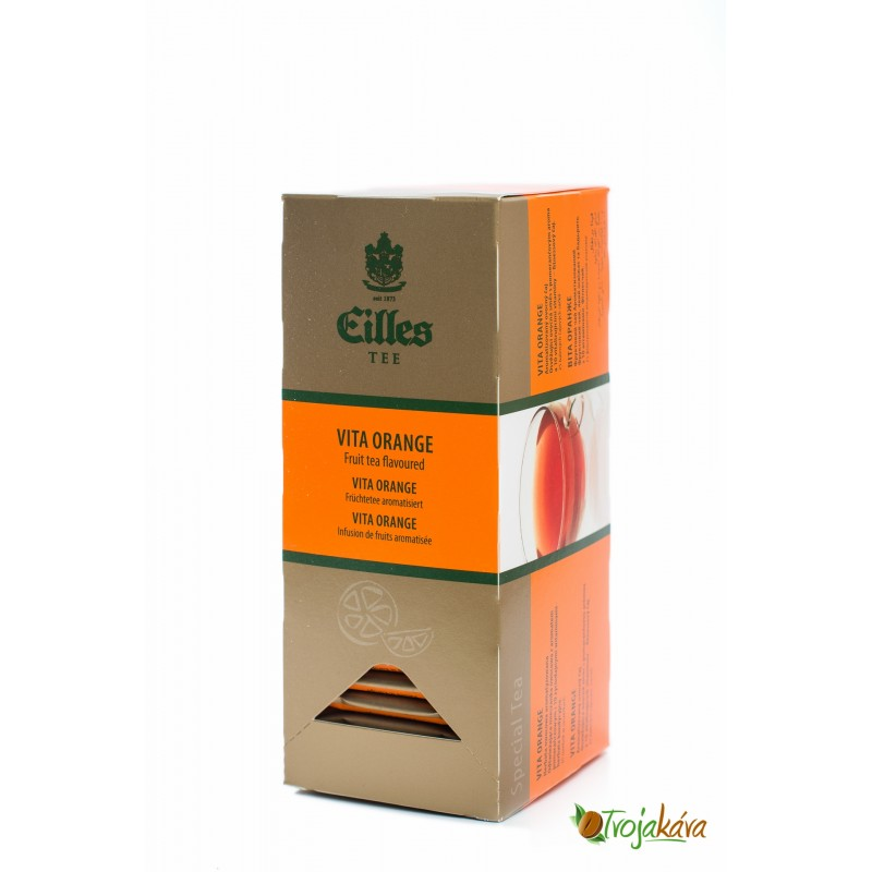 Eilles Tea deluxe Vita Orange 25x2,5 g