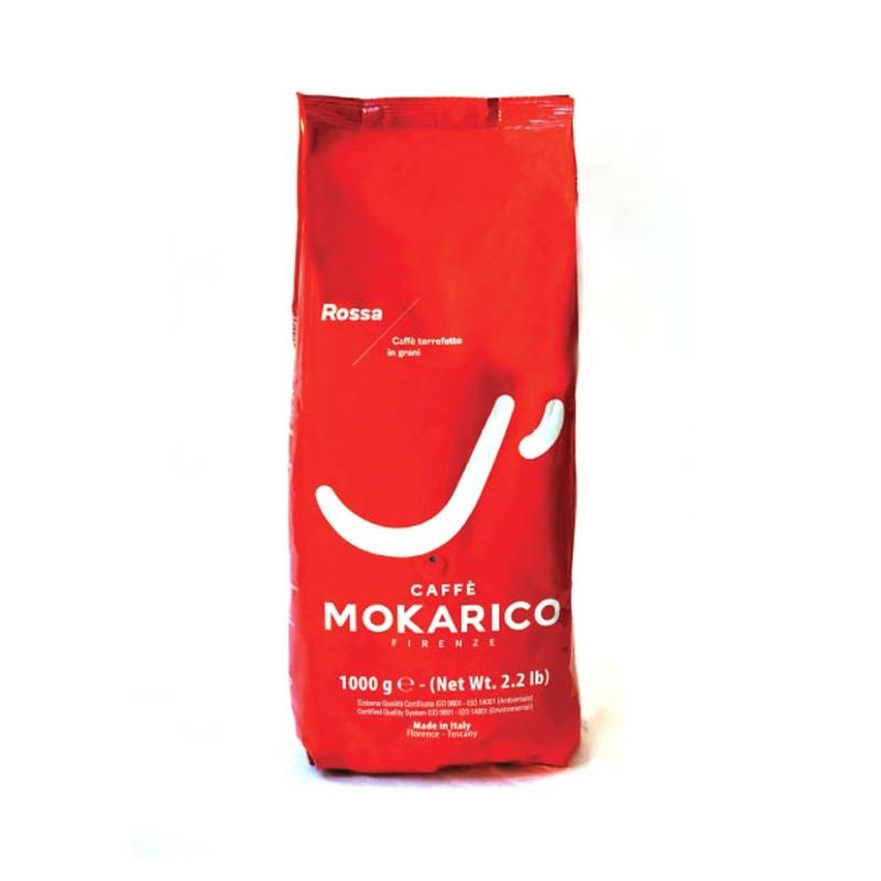 Mokarico Rossa zrnková káva 1 kg