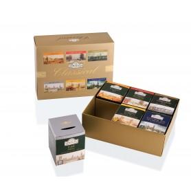 Ahmad Tea Classical darčekové balenie čajov 60 ks