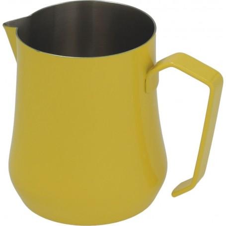 Motta konvička Tulip na šľahanie mlieka 0,50 l žltá