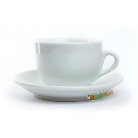 Rosa šálka cappuccino biela 160 ml