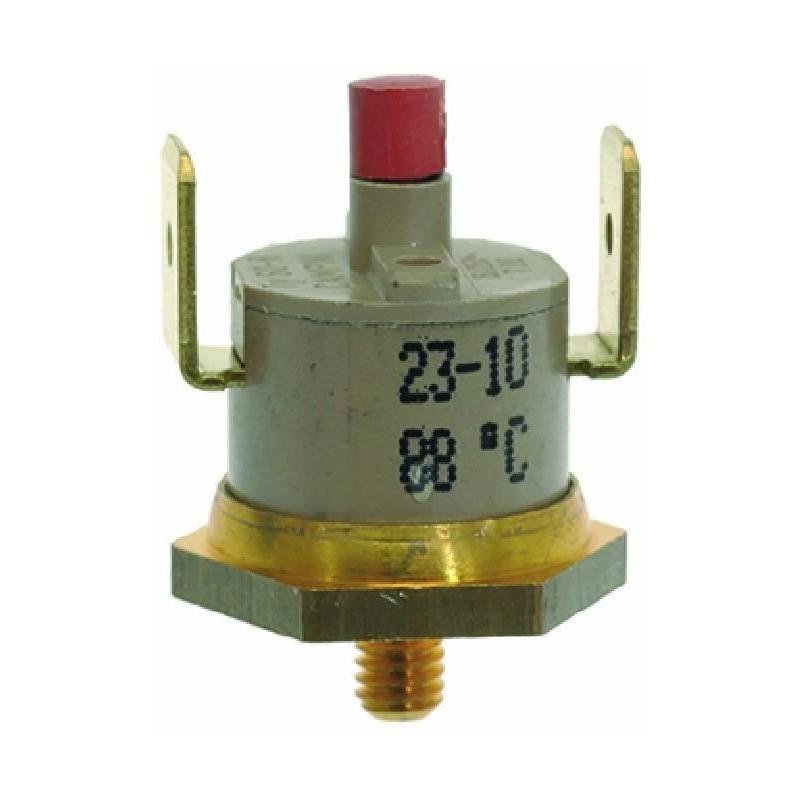 Kontaktný termostat 88st.C 16A 250 V