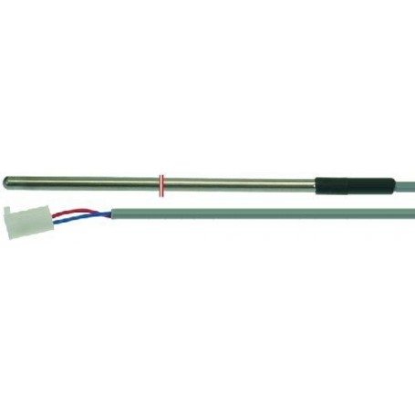 Tepelná sonda  4x180 mm