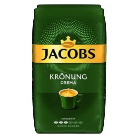 Jacobs Kronung Caffe Crema zrnková káva 1 kg