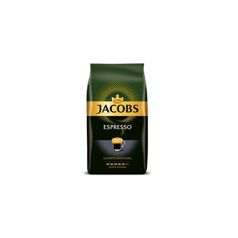 Jacobs Espresso pražená zrnková káva 1 kg