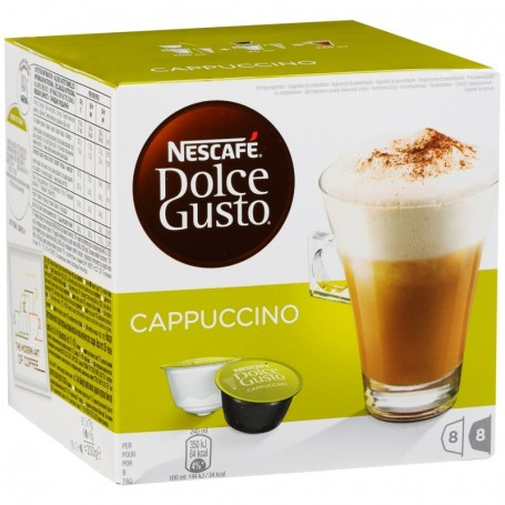 Nescafé Dolce Gusto Cappuccino 16ks