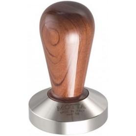 Tamper Motta nerez/dřevo 53mm