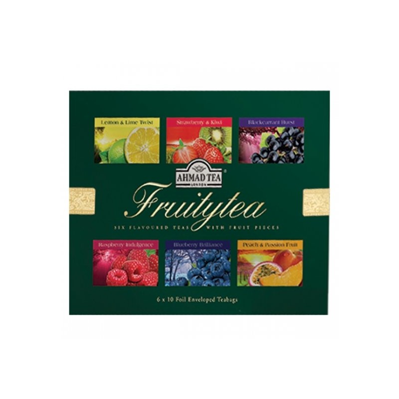 Fruity tea 6x10x2g
