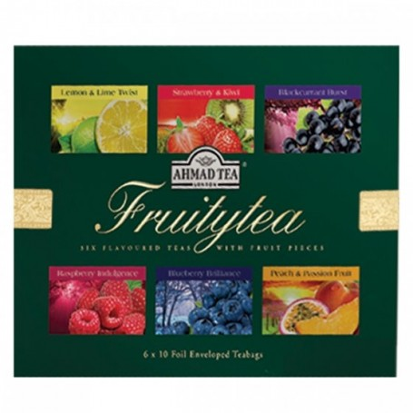 Ahmad  Fruity tea collection 60 x 2 g