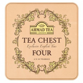 Ahmad Tea Chest Four