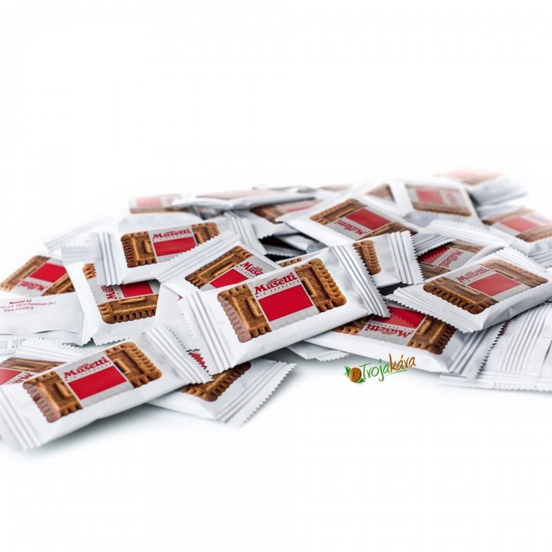 Musetti karamelové sušienky 250 ks