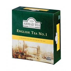 Ahmad Tea English Tea No.1 - 100ks