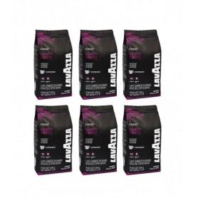Lavazza Expert Gusto Forte zrnková káva 6 x 1 kg