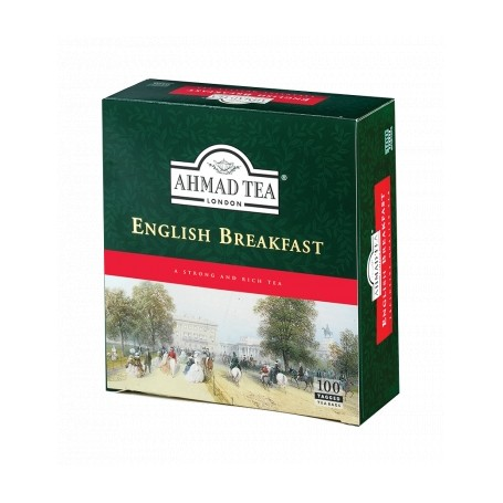 Čierny čaj English Breakfast | 10x2g alu sáčkov