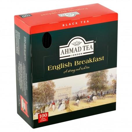 Ahmad English Breakfast alu sáčky 100 ks x 2 g