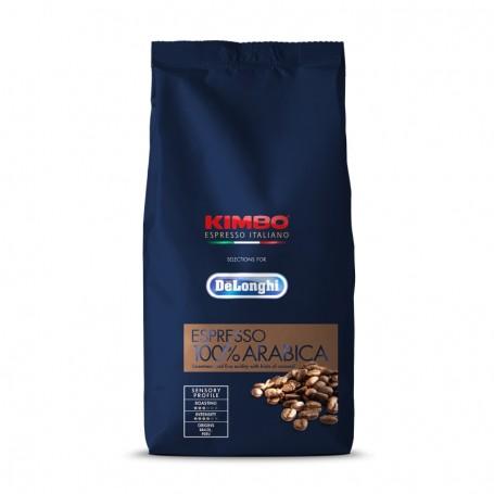 Kimbo DeLonghi espresso 100% arabica zrnková káva 1 kg