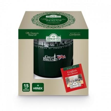 Ahmad Tea My favourite teacup + hrnček 300 ml 15 x 2 g