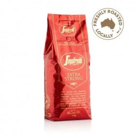 Segafredo extra strong zrnková káva 1 kg