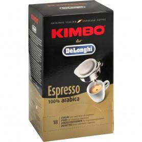 Kimbo 100% Arabica ESE Pody 18 ks