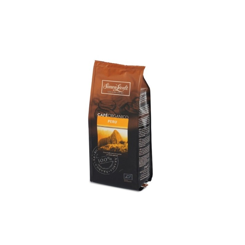 Simon Lévelt Bio Peru 100% arabika 250 g