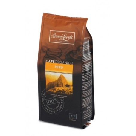 Simon Lévelt Bio Peru 100% arabika 250 g mletá káva