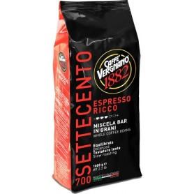 Vergnano Espresso Ricco 700 zrnková káva 1 kg