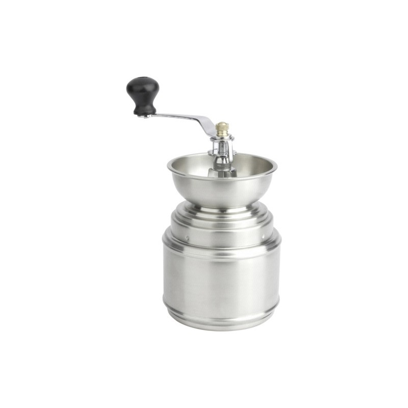 Leopold Vienna Coffee Mill Stainless Steel LV01542