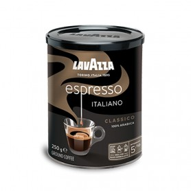 Lavazza Espresso Italiano Classico mletá káva 250 g