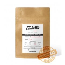 Julietta Honduras Intibuca čerstvo pražená zrnková káva 250 g