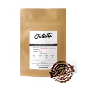 Julietta Colombia El Divino Nino čerstvo pražená zrnková káva 250 g