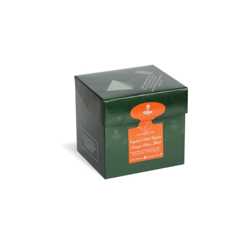 Eilles Tea Diamond English Select Ceylon 20 x 2,5 g