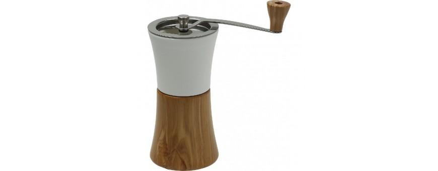 Ručné mlynčeky na kávu Hario