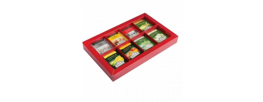 Luxusné darčekové balenia čajov Ahmad