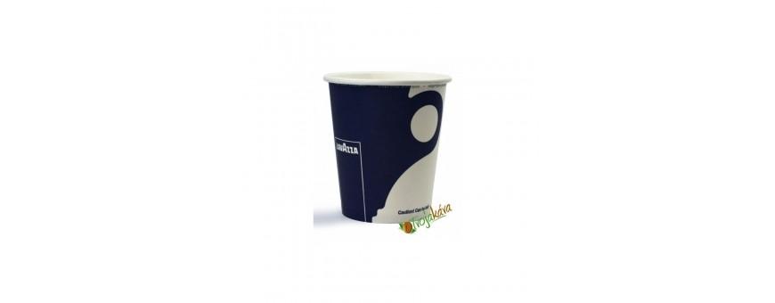 Automatové poháre, viečka a miešadlá